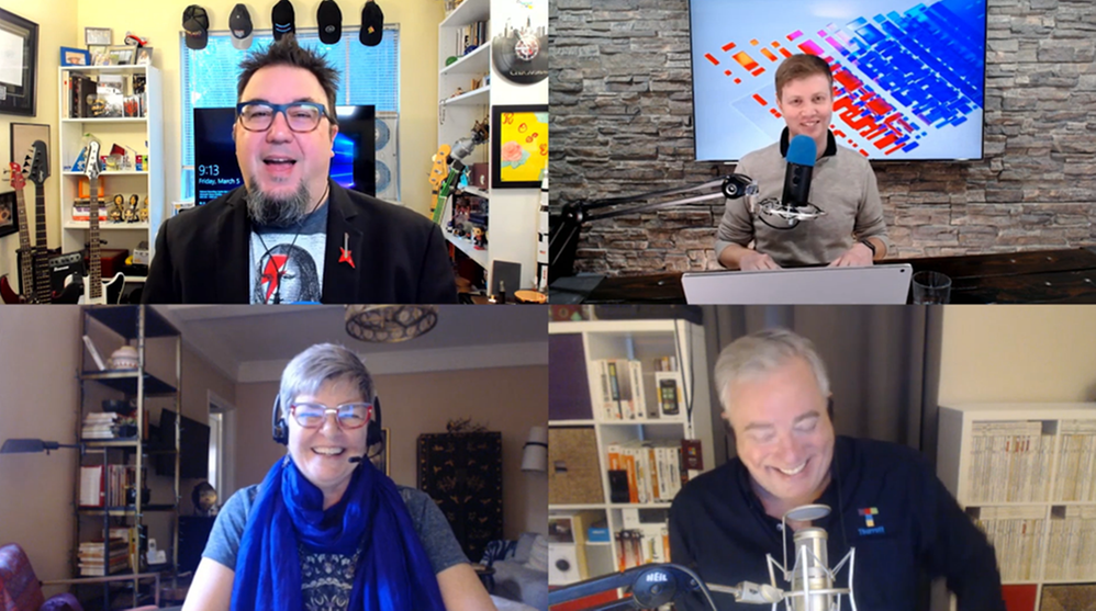 Microsoft Ignite Wrap-Up with Mary Jo Foley, Paul Thurrott and Brad Sams (aired March 9, 2021)