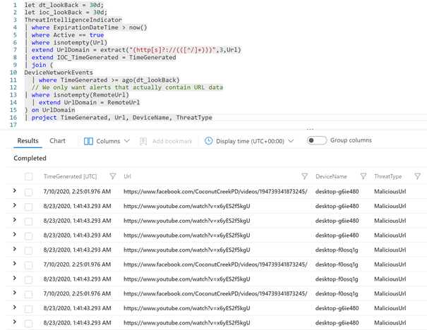 thumbnail image 5 of blog post titled              How to use Azure Sentinel for Incident Response, Orchestration and Automation
