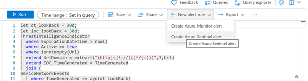 thumbnail image 6 of blog post titled              How to use Azure Sentinel for Incident Response, Orchestration and Automation