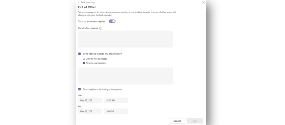 thumbnail image 19 of blog post titled  	 	 	  	 	 	 				 		 			 				 						 							What's New in Microsoft Teams | February and March 2021