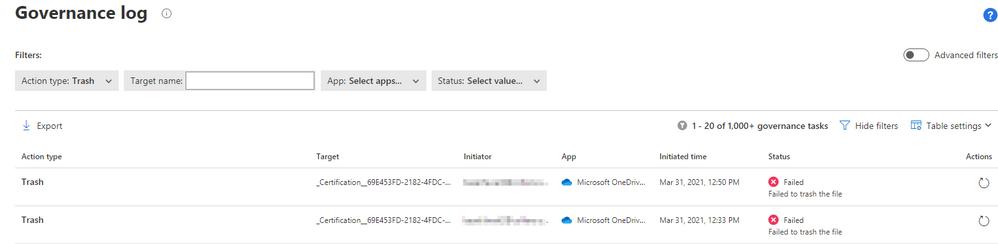 2021-03-31 13_43_41-Governance log - Cloud App Security - Microsoft Cloud App Security and 10 more p.png