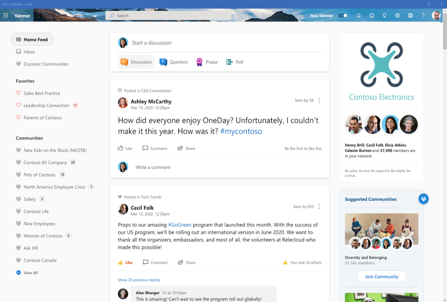 New Yammer Desktop Experience.png