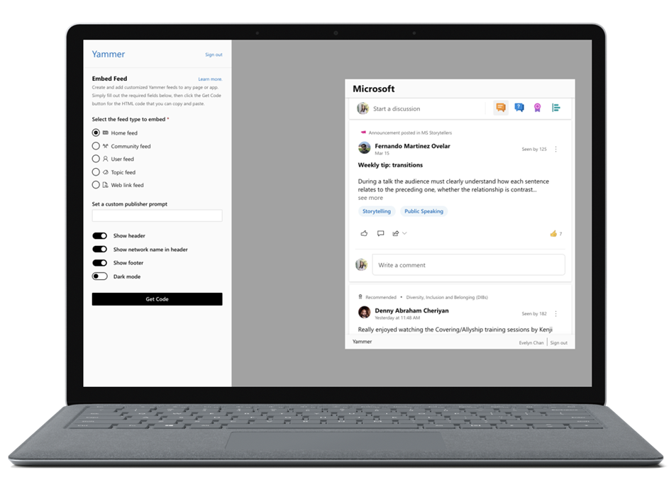 Yammer Embed Widget1.png