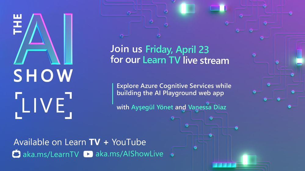 AI Show Live every Friday on LearnTV