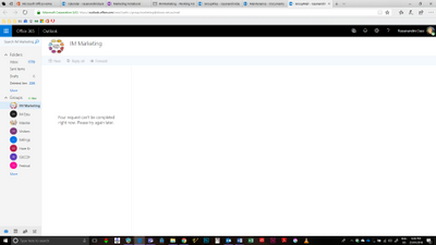 using a Chrome browser