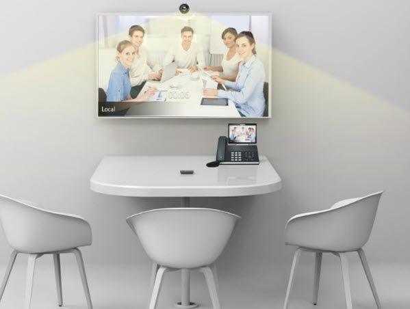 Sample: Modern Teams Video Phone Room