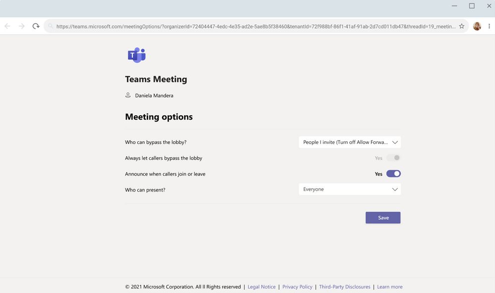 thumbnail image 2 of blog post titled  	 	 	  	 	 	 				 		 			 				 						 							What's New in Microsoft Teams | April 2021