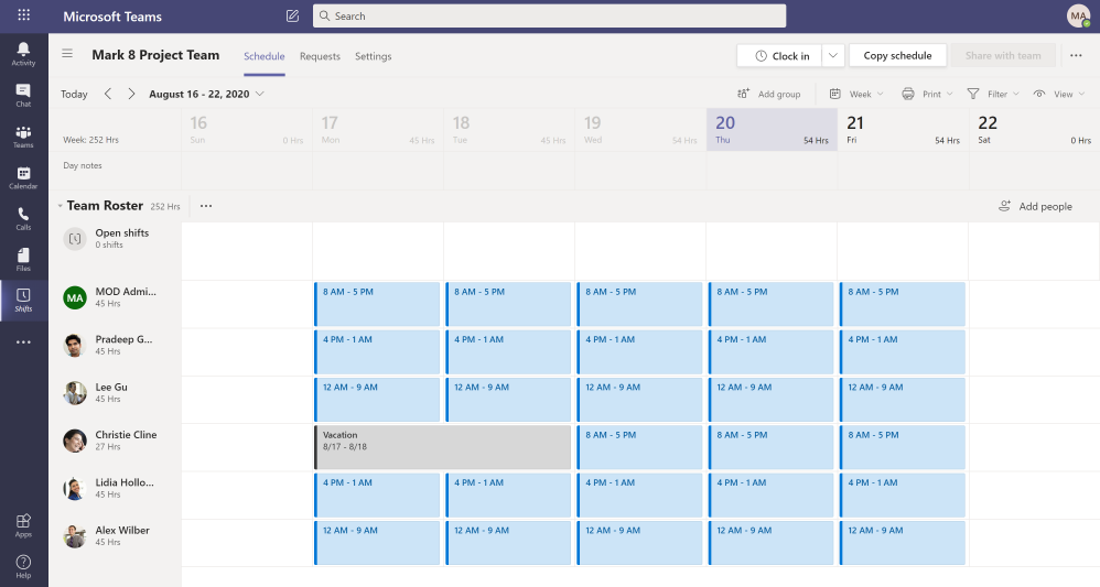 thumbnail image 2 of blog post titled Automate Incident Assignment with Shifts for Teams