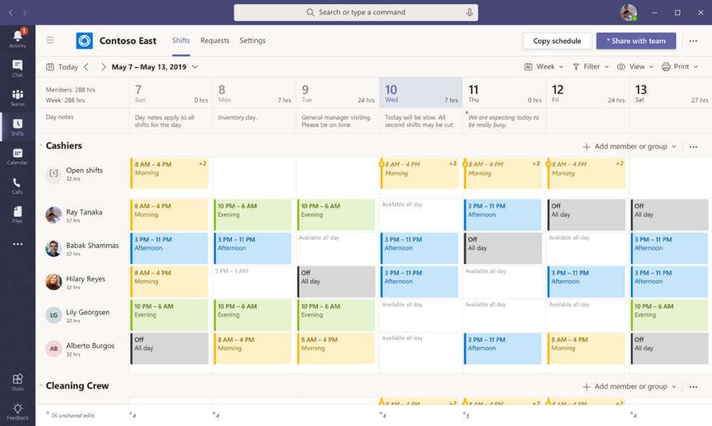 thumbnail image 17 of blog post titled   							What's New in Microsoft Teams | April 2021