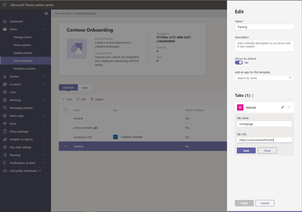 thumbnail image 14 of blog post titled   							What's New in Microsoft Teams | April 2021