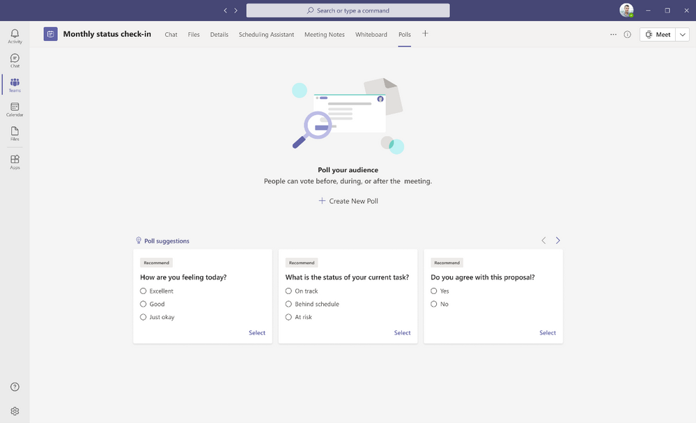 thumbnail image 3 of blog post titled   							What's New in Microsoft Teams | April 2021