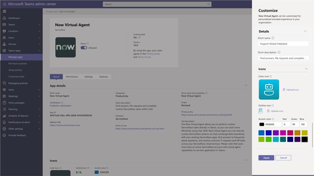thumbnail image 15 of blog post titled   							What's New in Microsoft Teams | April 2021