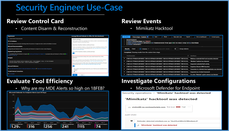 thumbnail image 2 captioned Security Engineer Use Case