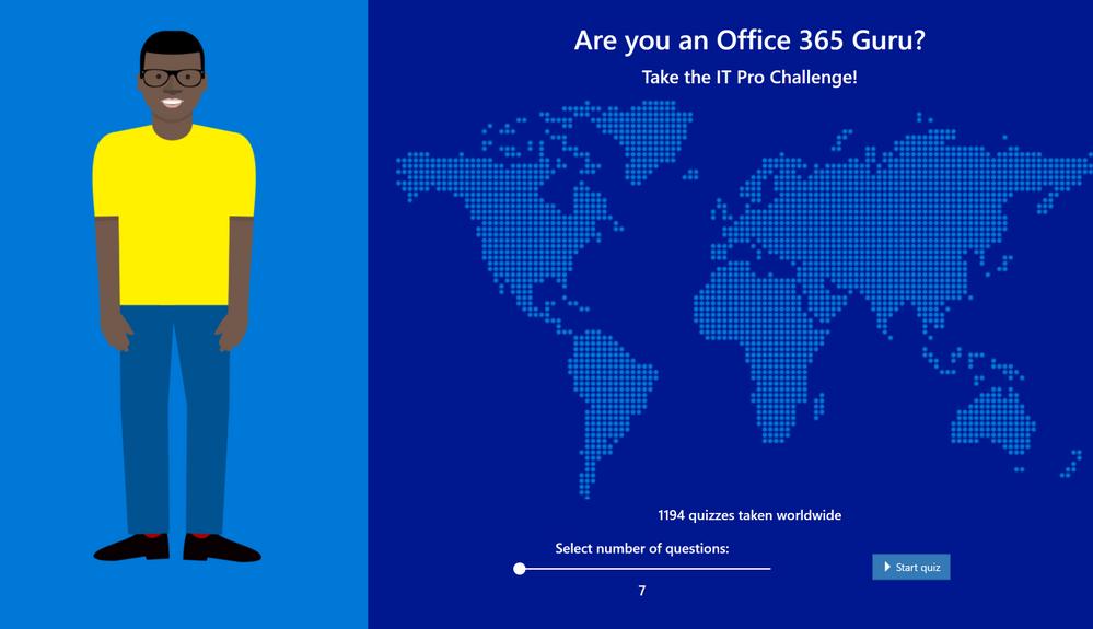 Office 365 IT Pro Challenge