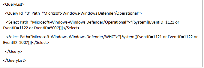 thumbnail image 6 of blog post titled              WINDOWS DEFENDER CONTROLLED FOLDER ACCESS EVENTS