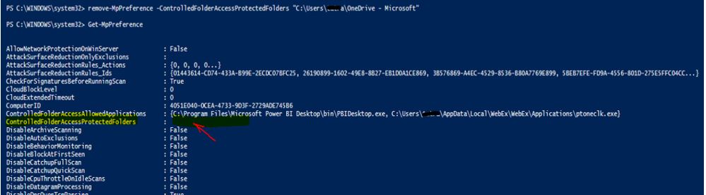 thumbnail image 5 of blog post titled              WINDOWS DEFENDER CONTROLLED FOLDER ACCESS EVENTS