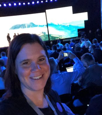 Community and excitement - Microsoft Business Applications Summit 2019