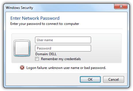 enter-network-password