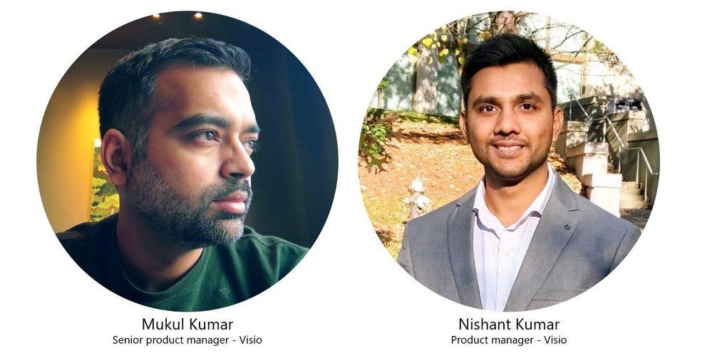 Intrazone guests: Nishant Kumar (product manager   Microsoft) and Mukul Kumar (senior product manager   Microsoft).