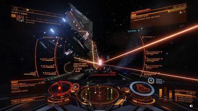 Elite: Dangerous gameplay