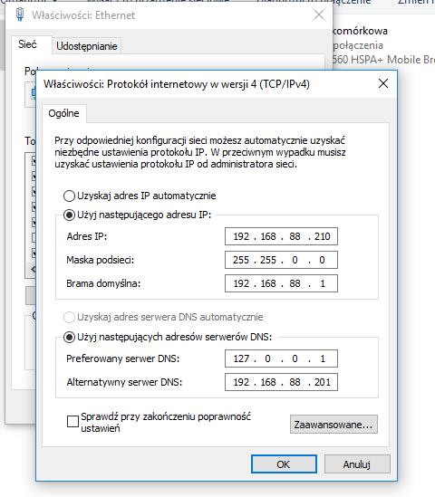 Client TCP/IP
