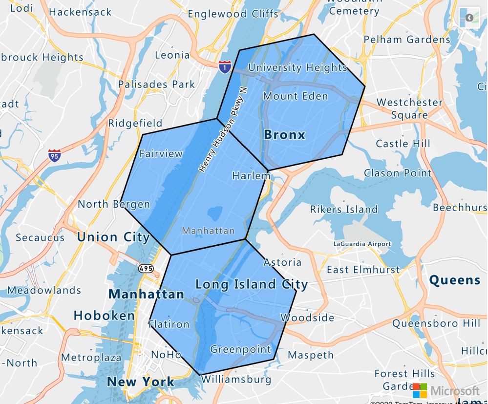 H3 to polygon: https://gist.github.com/cosh/30626d87fc7e585365523fdb460d6195#file-map-geojson
