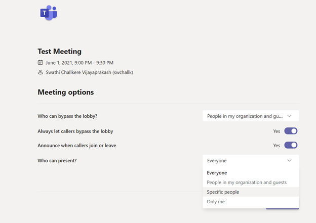 Assign the Presenter Role in Meeting.png