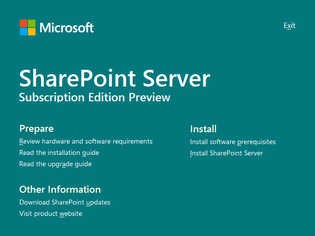 A new day for SharePoint Server