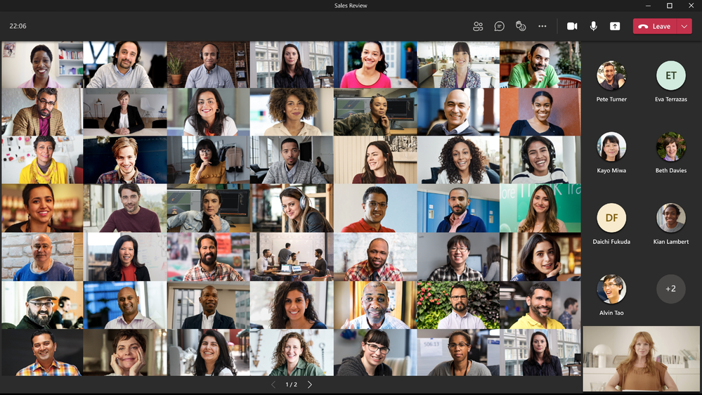 thumbnail image 5 of blog post titled              What's New in Microsoft Teams | July 2021