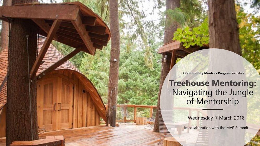 MVP Treehouse Mentoring Day @ Microsoft Treehouse