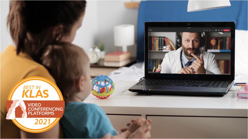 Microsoft Teams and Microsoft Bookings for healthcare virtual visit.png