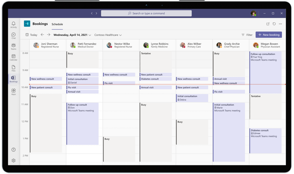 thumbnail image 2 of blog post titled              Simplify virtual health workflows for your frontline healthcare workers