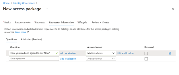 Onboard partners more easily with new Azure AD entitlement management features
