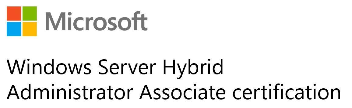 Introducing the Windows Server Hybrid Administrator Associate certification