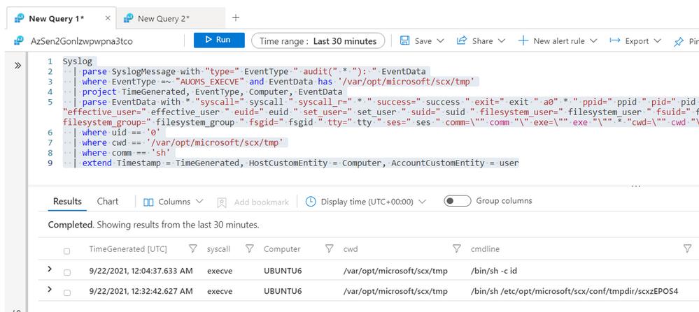 executescript_kql_query_execution.png