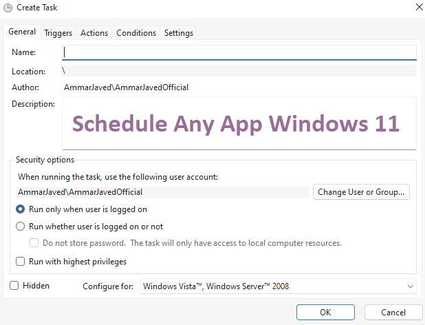 how-to-schedule-any-app-windows-11