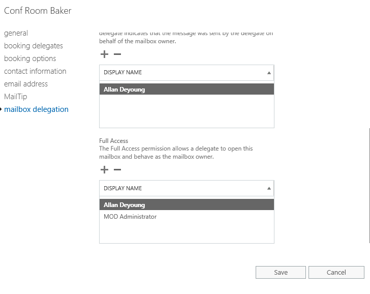 thumbnail image 2 of blog post titled              Sharing Office 365 Room's availability to external users