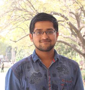 Gold Student Ambassador: Vivekkumar Parmar