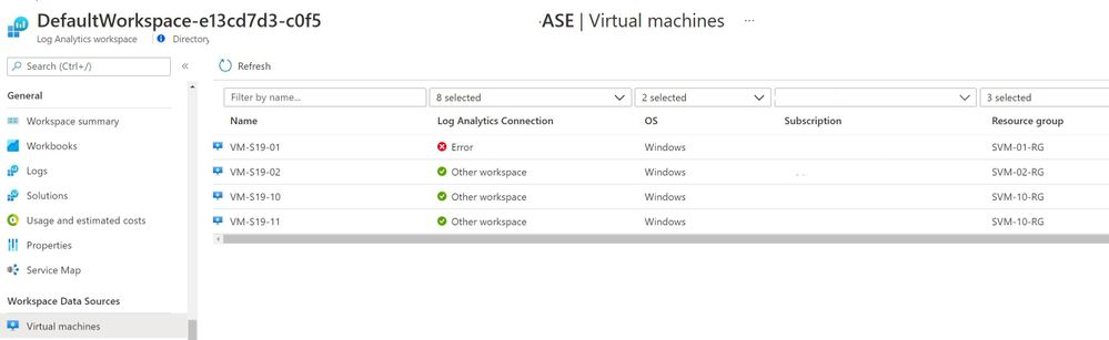 How to find your Azure Log Analytics agent deployments in preparation for the Azure Monitor agent