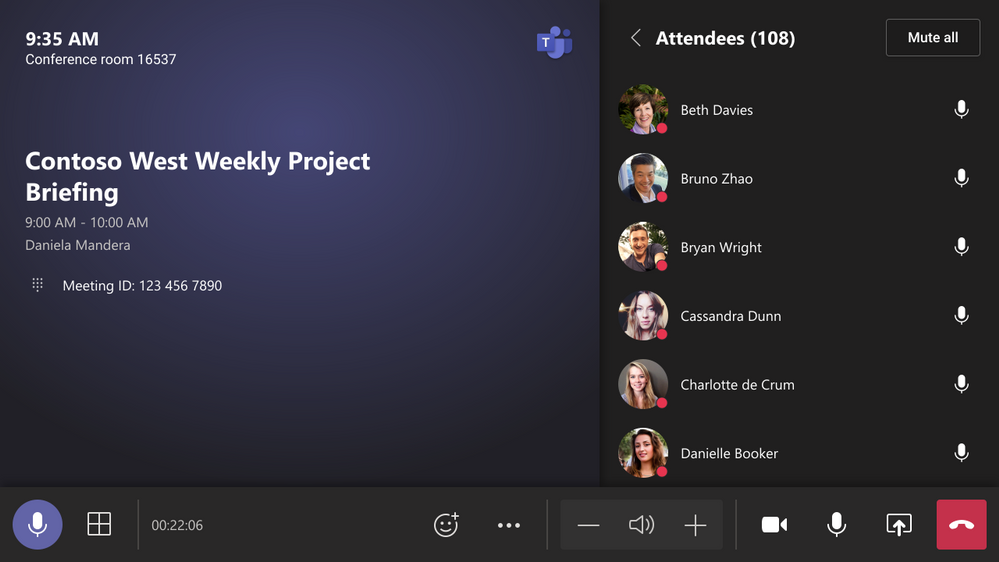 thumbnail image 6 of blog post titled  What's New in Microsoft Teams | September 2021
