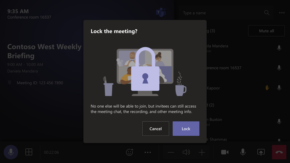 thumbnail image 7 of blog post titled  What's New in Microsoft Teams | September 2021