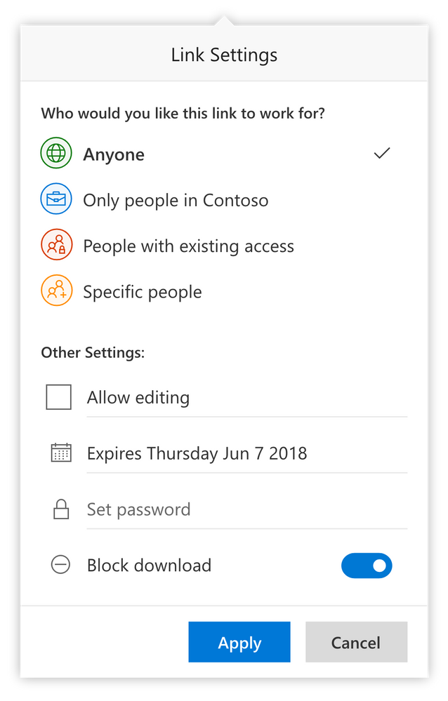 Block Download