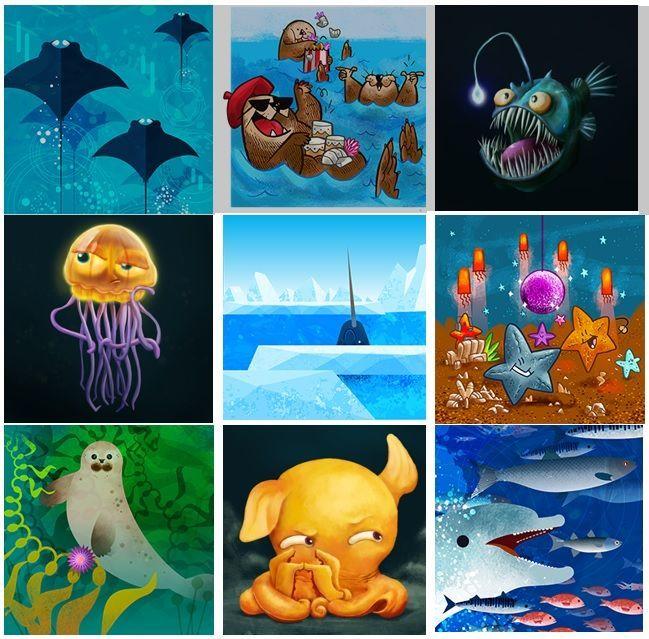 Oceans Stickers.jpg