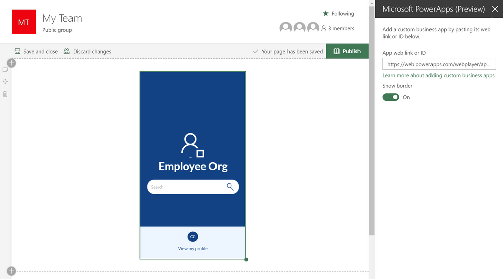 powerapps-webpart-show-border.png