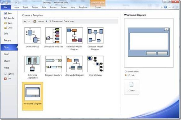 Magnificent Wireframe Shapes In Visio 2010 Microsoft Tech Community 237562 Wiring 101 Tzicihahutechinfo