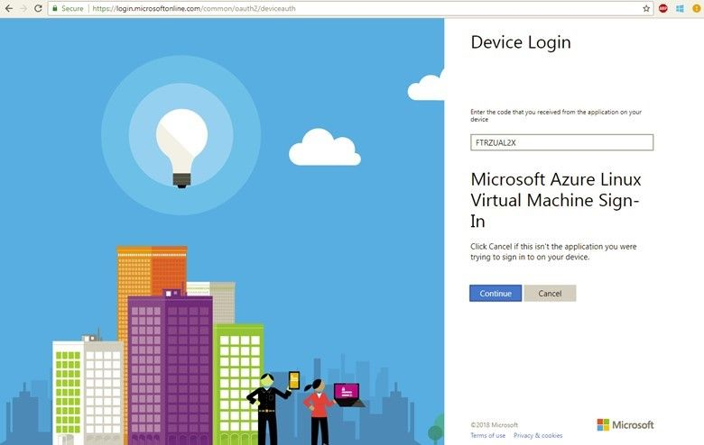 This is SO cool! Use Azure AD to login to Azure Linux virtual