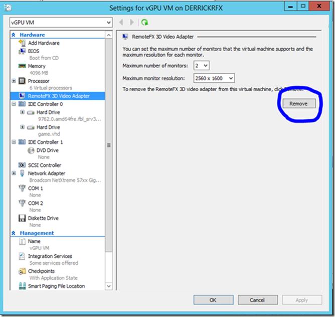 Understanding and Evaluating RemoteFX vGPU on Windows Server 2012 R2