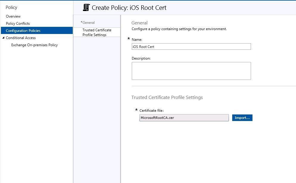 How to Set Up Per-App VPN using Microsoft Intune - Microsoft