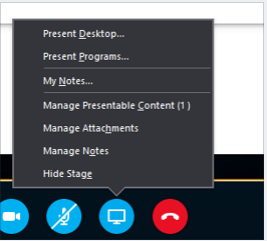 PowerPoint option gone