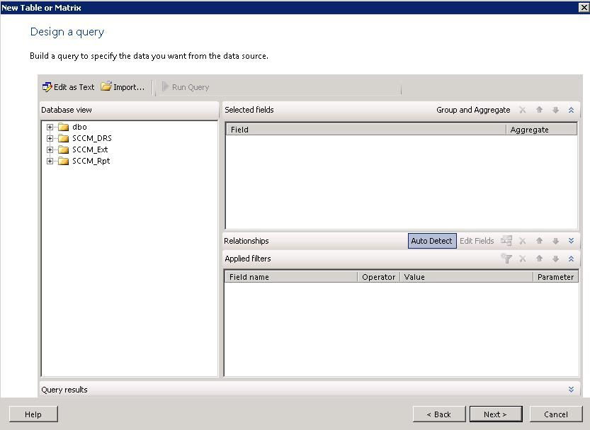 Building Custom Endpoint Protection Reports in System Center